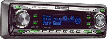pioneer car stereo manual mosfet 50wx4
